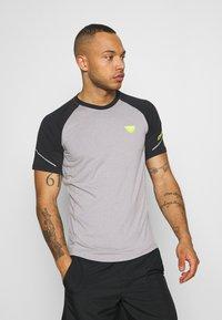 Dynafit - ALPINE PRO TEE - T-shirt print - black out - 0