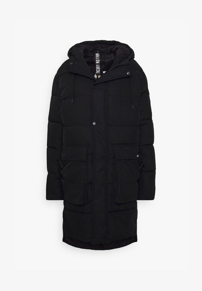Freaky Nation - ICE COLD PARIS - Winter coat - black