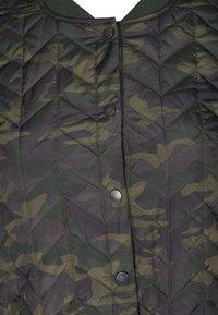 Zizzi - Down jacket - green - 5