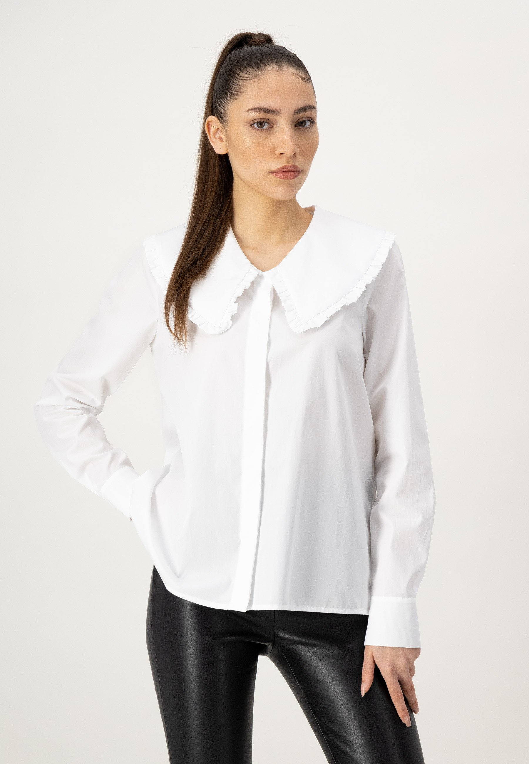 Damen Hemdbluse