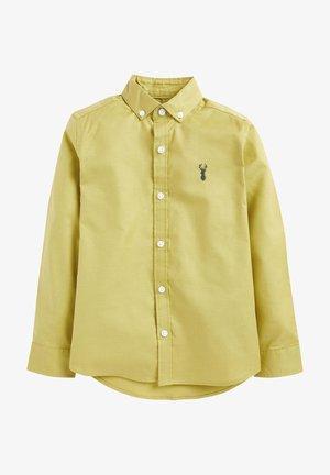 SHORT SLEEVE - Camicia - yellow