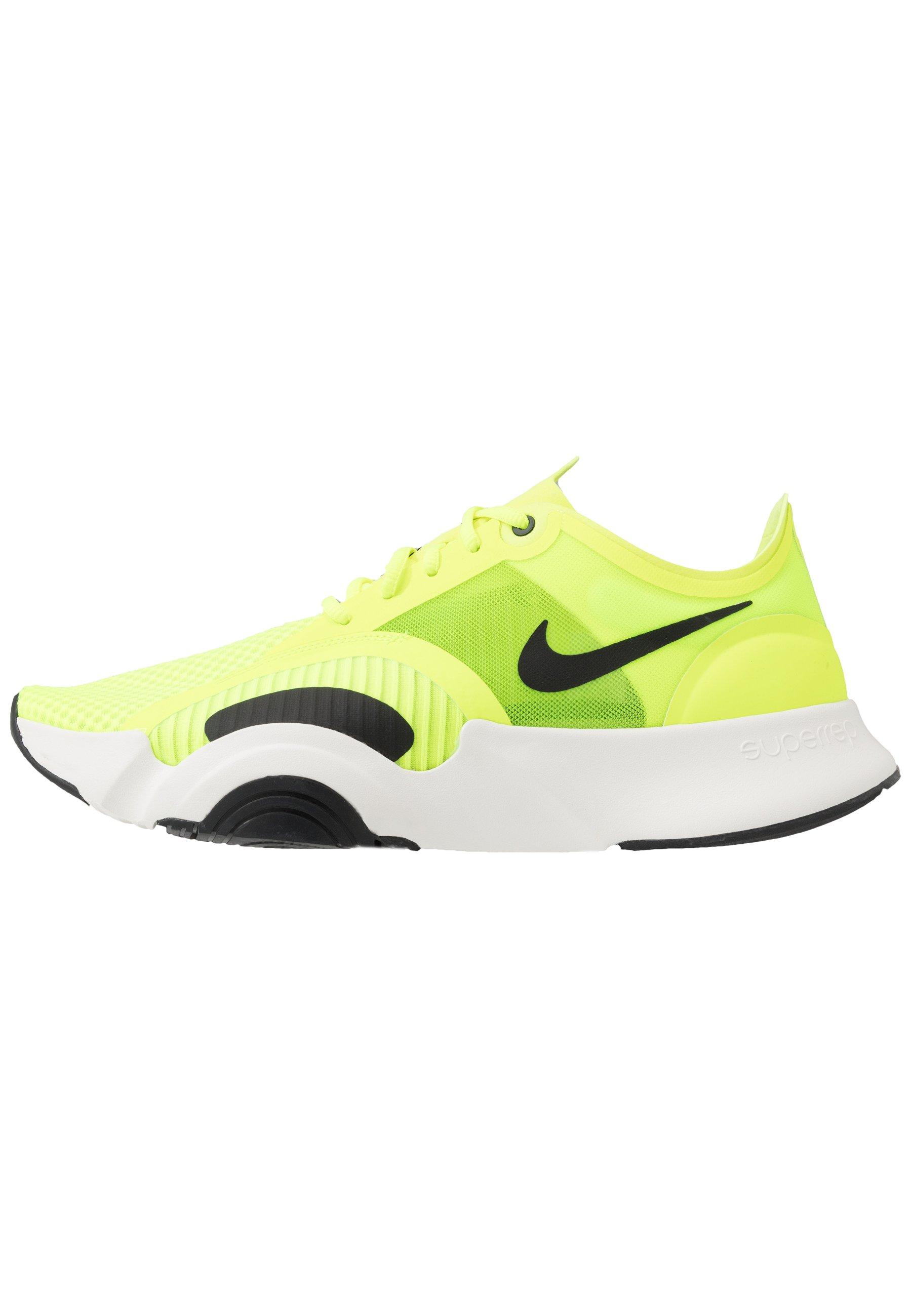 Nike Performance SUPERREP GO Treningssko particle grey