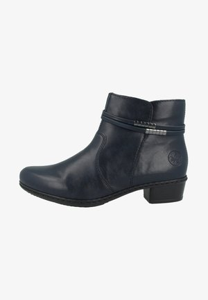SCHUHE Y0781 - Ankle boots - navy