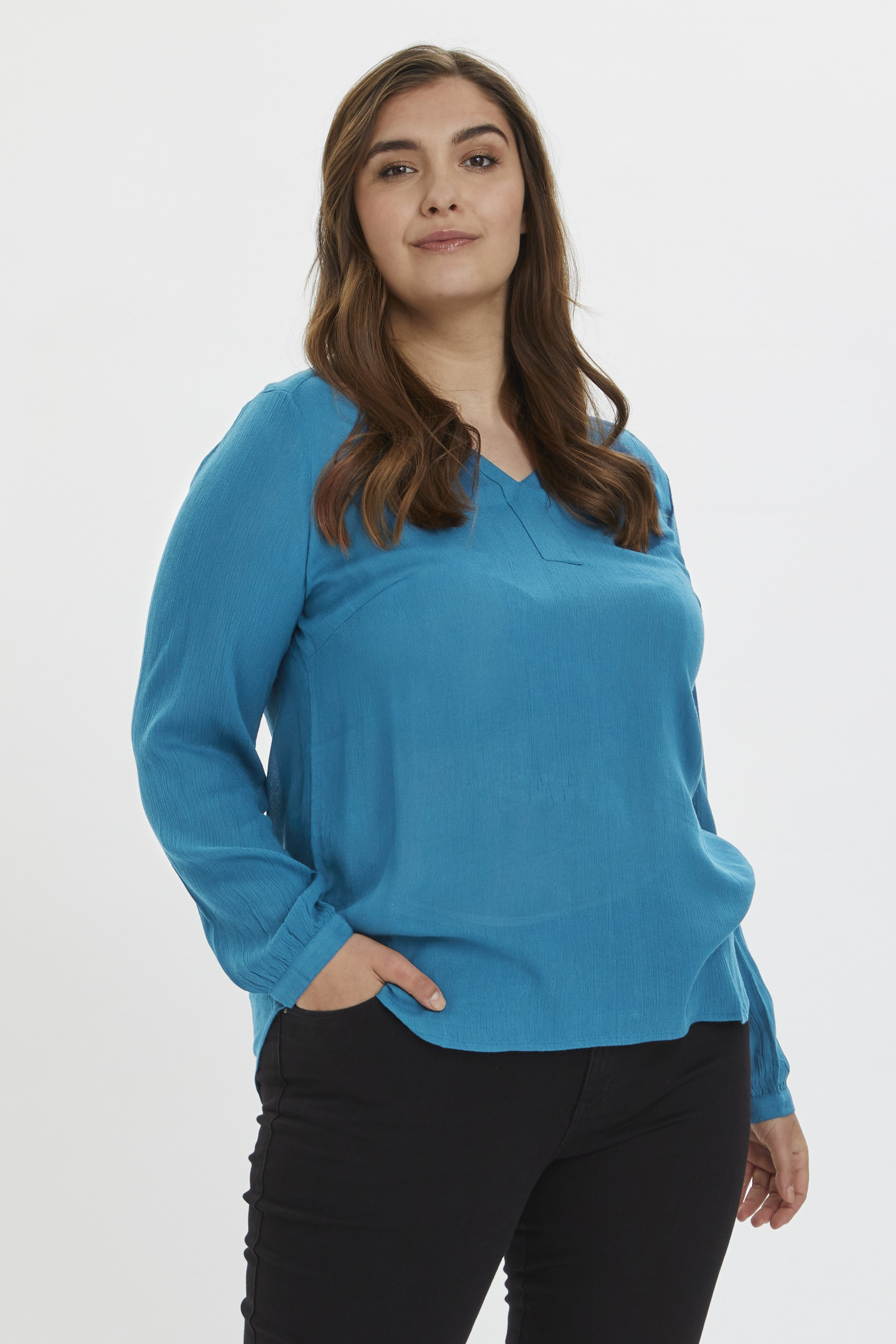 Donna KCAMI LS - Camicetta