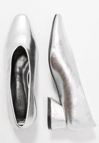 co wren - Classic heels - silver - 3