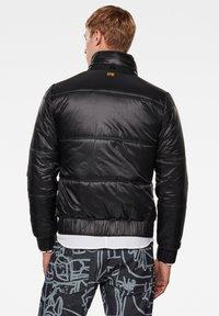 G-Star - Winter jacket - dk black - 1