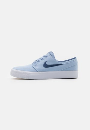 JANOSKI - Trainers - light marine/mystic navy/white/brown