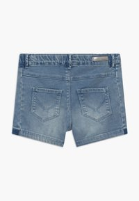 Name it - NKFSALLI - Denim shorts - medium blue denim - 1