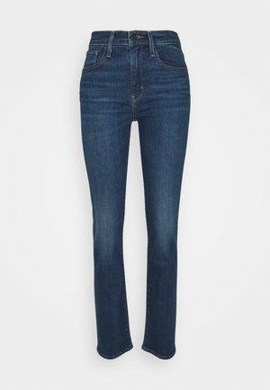 724 HIGH RISE STRAIGHT - Straight leg jeans - blue denim
