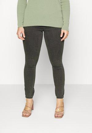 NMELLA SUPER - Jeans Skinny - medium grey denim