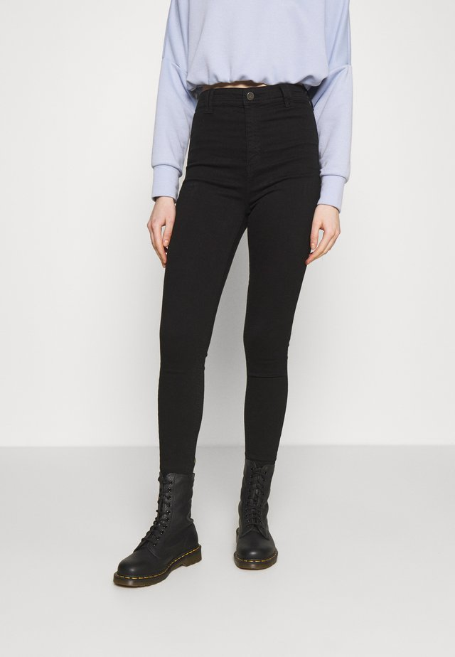 NMEMILY - Jeans slim fit - black