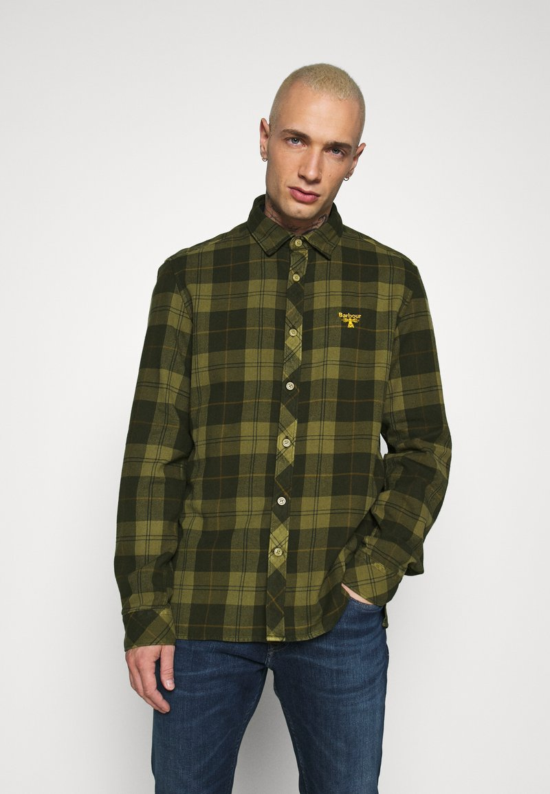 Barbour Beacon - CUMBERLAND  - Shirt - dusty olive