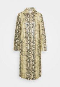 VIRGO SNAKE COAT - Classic coat - multi
