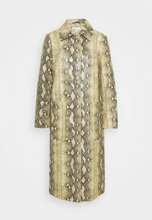 VIRGO SNAKE COAT - Classic coat - multi