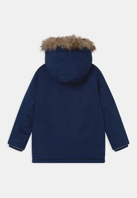 GAP - BOY  - Winterjas - elysian blue - 1