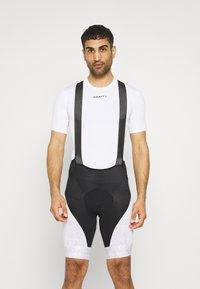 Gore Wear - MAGIX SHORTS MENS - Legging - black/white - 0