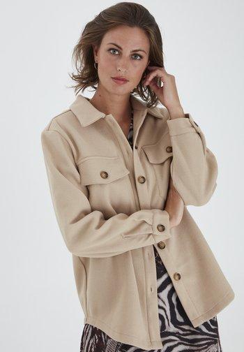 FXTAHIR - Summer jacket - oxford tan