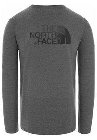 The North Face - BASE CAMP - Långärmad tröja - TNF MEDIUM GREY HEATHER - 1