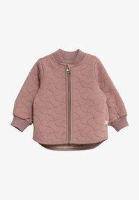 Wheat - LOUI - Winter jacket - dusty lilac - 0