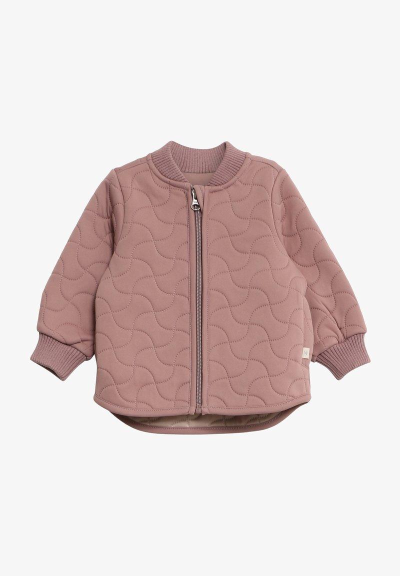 Wheat - LOUI - Winter jacket - dusty lilac