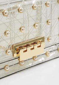 ZAC Zac Posen - EARTHETTE CHAIN SHOULDER QUILTED PEARL LADY - Handtasche - clear - 6