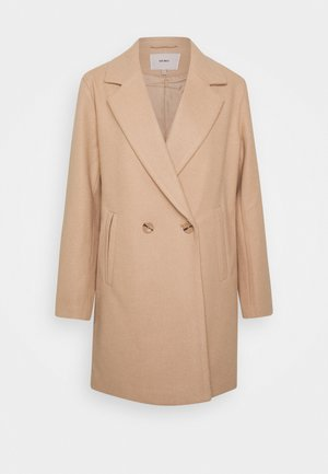 IHJANNET - Classic coat - natural