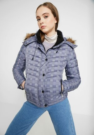 FUJI SLIM JACKET - Winter jacket - navy