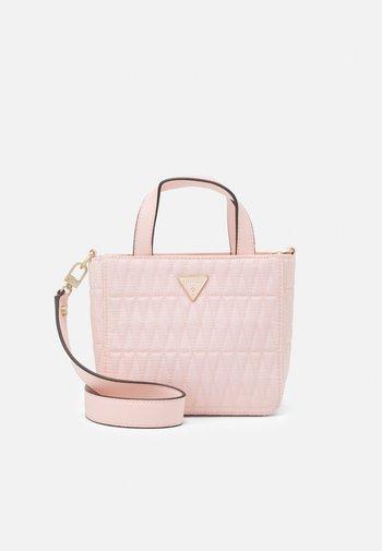 LAYLA MINI TOTE - Handbag - pink