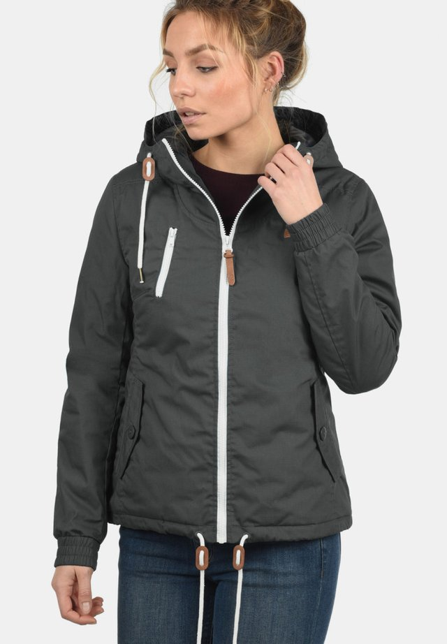 TILDA - Light jacket - dark grey