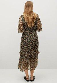 Violeta by Mango - GARDEN - Day dress - schwarz - 2