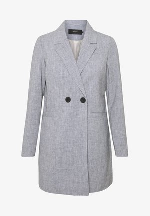 VMDORIT JACKET BOOS - Krátký kabát - light grey melange