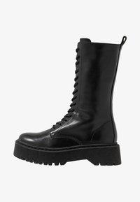 Zign - Platform boots - black - 1