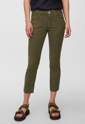 Slim fit jeans - native olive