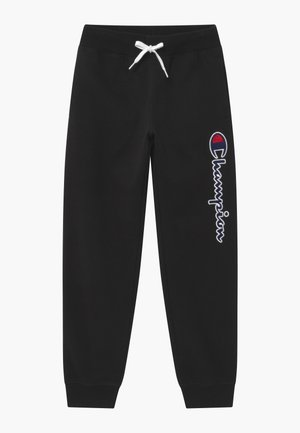 ROCHESTER CHAMPION LOGO - Tracksuit bottoms - black