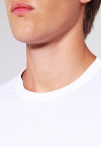 James Perse - CREW NECK - T-shirt basic - white - 4
