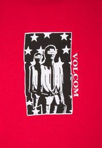 Volcom - MERICK - Hoodie - fiery red - 2