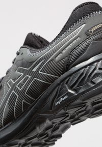ASICS - GEL-SONOMA 4 G-TX - Trail running shoes - black/stone grey - 5