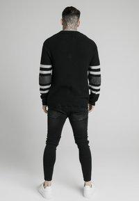 SIKSILK - Pullover - black - 2