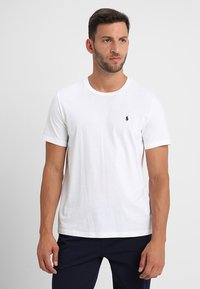 Polo Ralph Lauren - LIQUID - Pyjamasöverdel - white - 0