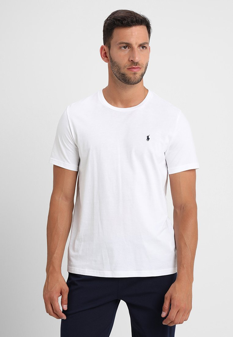 Polo Ralph Lauren - LIQUID - Pyjamasöverdel - white