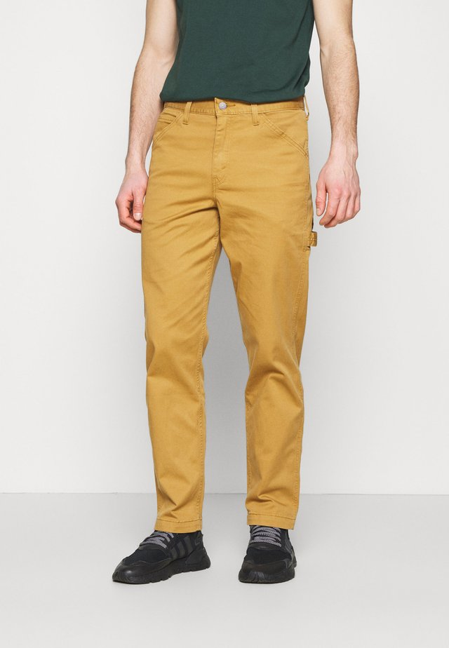 TAPERED CARPENTER - Džíny Relaxed Fit - neutrals