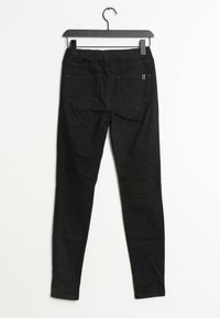 Mango - Slim fit jeans - black - 1