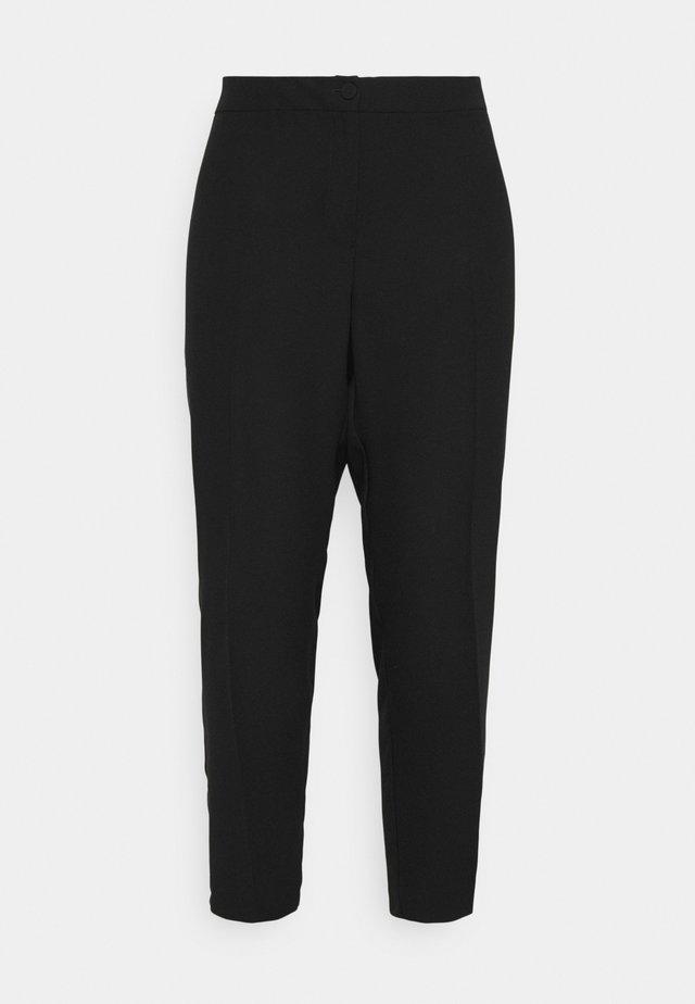 REGGIA - Pantalon classique - nero