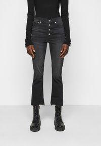 J.CREW TALL - BILLIE - Jeans slim fit - night sky - 0