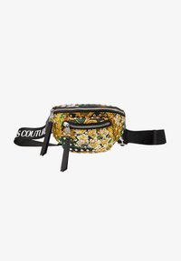 Versace Jeans Couture - BAROQUE PRINTED BUMBAG - Bum bag - multi - 5