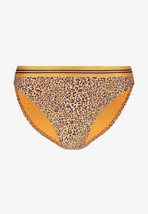 Bikini bottoms - saffron