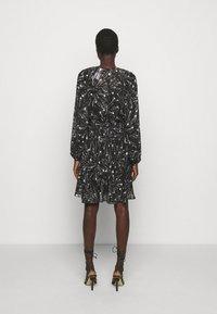 MAX&Co. - RAFIA - Day dress - black - 2