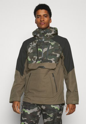 BRIGHTON - Snowboard jacket - army