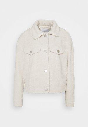 VIABBI SHORT JACKET - Winter jacket - birch
