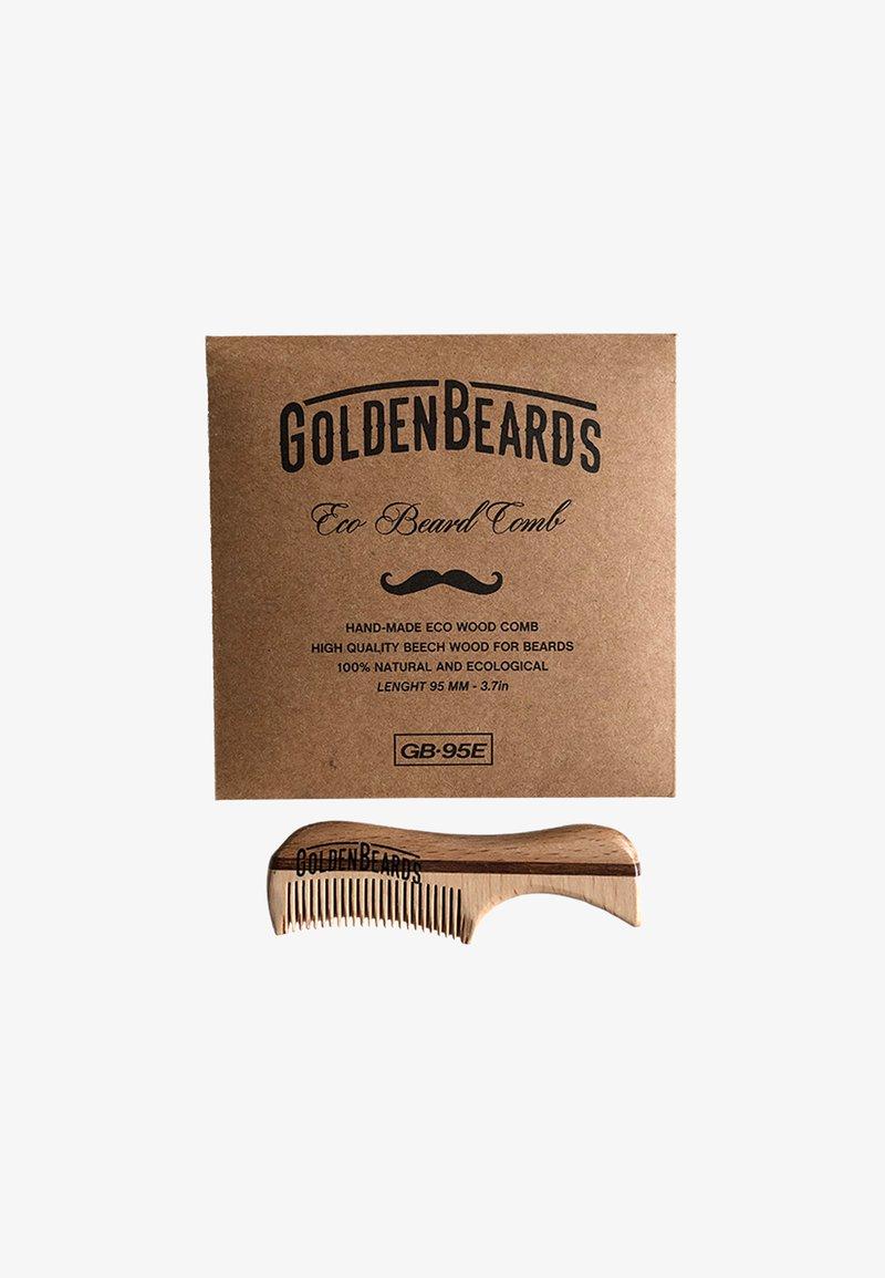 Golden Beards - ECO WOOD COMB 9,5CM - Brush - -